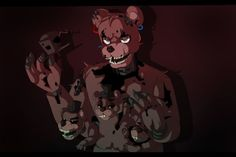 Read Nightmare Freddy x Reader: Break My Mind Part 2 from the story FNAF One Shots by VexyVex (Queen of Darkness) with reads. Five Nights At Freddy's, Fnaf Gif, Anime Fnaf, Freddy S, Anime Triste, Scary Games, Fnaf Drawings, Fnaf Sister Location, Harry Potter