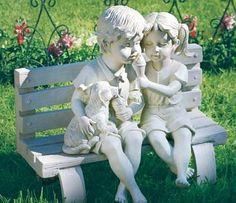 Садовый декор своими руками - Женский журнал LadySpecial.ru : специально для женщин