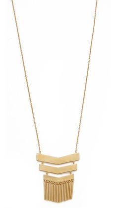 Gorjana Kali Tiered Necklace