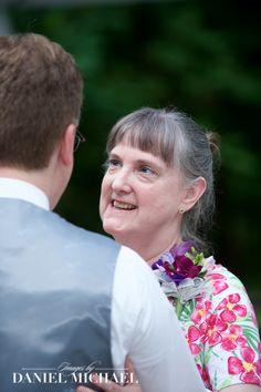 Mother Son Dance Wedding Photographers