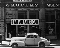 Dorothea Lange's photographs of Japanese-Americans interned during World War II capture not only the oppression of a people, but also their struggle to retain their dignity.
