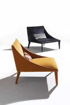 PETALO - Chairs from Erba Italia | Architonic Chair Design, Side Chairs, Accent Chairs, Armchair, Elegant, Furniture, Home Decor, Italia, Upholstered Chairs