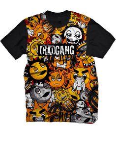 7e7b4319 glo gang shirts Chemises Imprimées, Tee Shirts, Tee Shirts, Manteaux