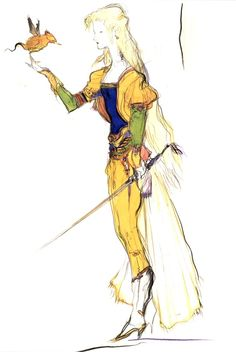 My Top 10 Final Fantasy Characters