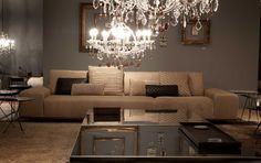 Baxter At Koln Baxter Sofa, Modern Sofa, Home Living Room, Furniture  Collection,