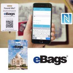 Have you ever misplaced or left a bag behind by accident? Then you know the scary feeling of never getting your bag back. This is where the eBags Connected Luggage Tag comes in to play. If someone finds your bag, they can scan the QR code or visit the tag's URL to get it back to you—wherever you might be!