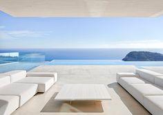 Sardinera House, X�bia, 2014 - Ramon Esteve Estudio
