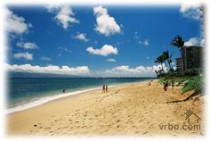 beach in Maui ...oh how I miss it!