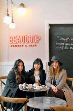 Girls About Town: Vancouver | http://theglitterguide.com