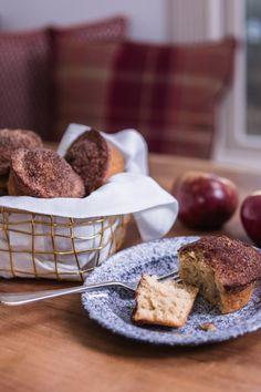 Cider Doughnut Muffins Recipe | Weekends with Yankee
