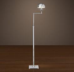 Hemisphere Floor Lamp