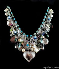 Kay Adams, Anthill Antiques, Jewelry and Chandelier Heaven