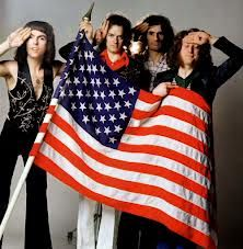 Slade US flag - See this image on Photobucket. Slade Band, Noddy Holder, British Rock, Large Photos, Country Boys, Glam Rock, Music Bands, Lineup, The Beatles