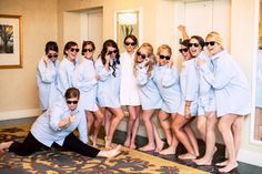 My gorgeous Bridal party #bridalparty #fourseasons Brittney + Jared Wedding 10.26.13 Photo By Once Like a Spark Photography