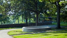 new canaan - glass house 2 Residential Architecture, Modern Architecture, Philip Johnson Glass House, New Canaan, House 2, Furniture Design, Bed Furniture, Garden, Outdoor Decor