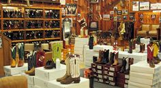 3 Best places in Texas to order custom cowboy boots