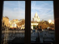 2 room apartment with exceptional view of Sacre Coeur | Flat rent Paris