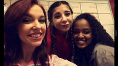 My amazing friends that I met in cosmetology