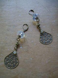 brass peacock by ljctree on Etsy, $10.00