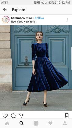 cc384d49fb Платье из бархата Ulyana Sergeenko Demi-Couture   Ulyana Sergeenko velvet  dress from Demi-Couture collection
