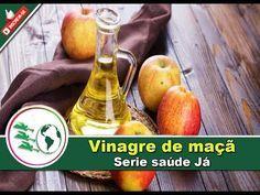 (1) Vinagre de Maçã Natural- Serei Saúde Já - YouTube