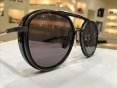The Spacecraft by Dita has finally arrived. #eaglehaslanded #sunglasses #frames #Dita