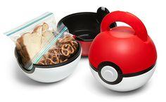 Internet das Coisas!!!: Poké Ball Lunch Case