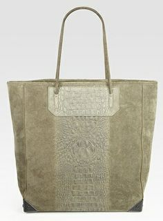 Alexander-Wang-Prisa-Crocodile-Embossed-Suede-Tote-Bag