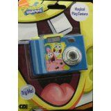 SpongeBob Magical Play Camera (Toy)  #toys #games