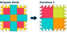 EQ7 Summer Drawing Series: Block 1 Mid-Month Mini Lesson, Variation 2