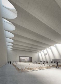Interesting Find A Career In Architecture Ideas. Admirable Find A Career In Architecture Ideas. Architecture Antique, Modern Architecture Design, Light Architecture, Modern House Design, Interior Architecture, Auditorium Architecture, Innovative Architecture, Architecture Images, Architecture Visualization