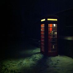 English phone box -- seth_carnill