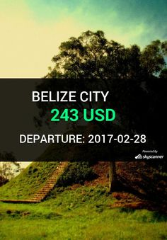 Flight from Orlando to Belize City by United #travel #ticket #flight #deals   BOOK NOW >>>