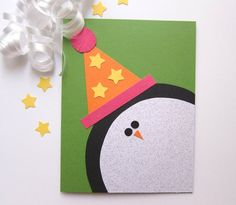 penguin invitations
