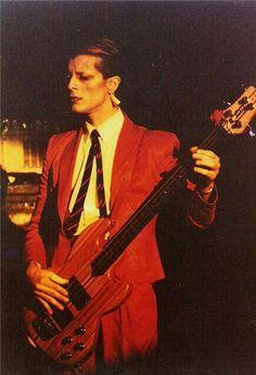 The late great Mick Karn