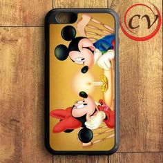 Mickey Dinner With Minnie Mouse iPhone 6 | iPhone 6S Case