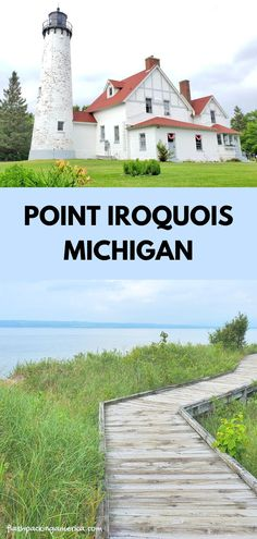see the post for more! michigan summer vacation spots, ideas, places in the US. michigan things to do upper peninsula up north. lake superior, great lakes. day trip from sault st marie, mackinaw city, mackinac island, st ignace. US outdoor vacation road trip midwest