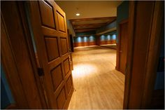 Michael's dance studio