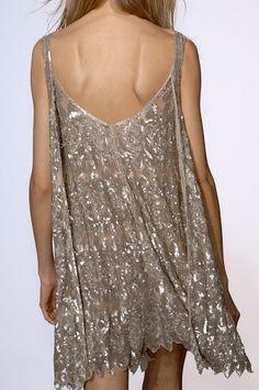 Wedding Ideas: sparkling-flapper-dress