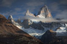 "Tales of the Patagonia - One morning walking through the land of glaciers, it seems that one is within the stories of Patagonia, please see on black I hope you will enjoy it and as always thanks for looking ! <a href=""https://www.facebook.com/WalterCunetPhotography"">Facebook</a> <a href=""https://instagram.com/waltercunet/"">Instagram</a>"