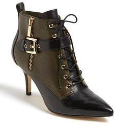 ShopStyle.com: MICHAEL Michael Kors 'Brena' Bootie $249.95