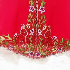 Tick Tock.. Tick Tock ⏰⏰⏰ . . available soon. Lulu in Red 😍 . . www.nonandnik.com  #handmade #kebaya #kebayamodern #kebayaencim #kebayabordir #kebayaperanakan #kebayanonya #kebayanyonya #sarongkebaya #localbrand #localbrandid #localbrandindonesia #selfmanufactured