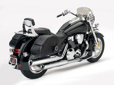 Honda VTX-1800-N Custom  #bikes #motorbikes #motorcycles #motos #motocicletas