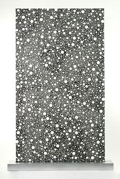 Michael Enn Sirvet - Wall of Holes | From a unique collection of abstract sculptures at http://www.1stdibs.com/art/sculptures/abstract-sculptures/