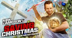 Kirk Cameron's Saving Christmas takes in the splendor; takes in the majesty; takes in the story. Takes it all in … and puts Christ back in Christmas!
