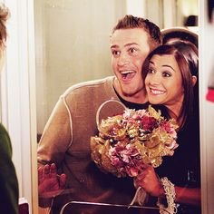 Lily Aldrin and Marshall Eriksen (How I Met Your Mother). Tv Show Couples, Best Tv Couples, Movie Couples, Best Couple, How I Met Your Mother, Serious Relationship, Relationship Goals, Relationships, Nocturne