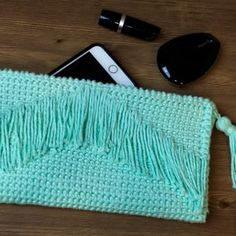Ponto baixo dobrado no crochê e uma ideia de uso