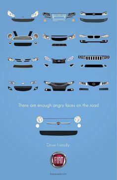 Le pubblicità più geniali di sempre. Brilliant Ads, l'account Twitter che le raccoglie tutte (FOTO)