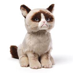 Gund Grumpy Cat Cuddly Soft Toy £19.95