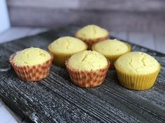 They will ask for more when you make these yummy cornbread muffins.